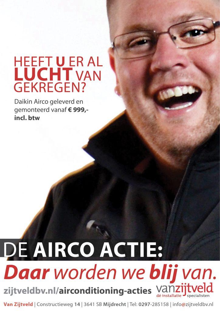 Airconditioning Aaslmeer